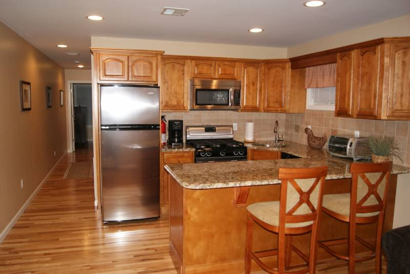 Seaside Heights Brand New House-2BR Gorgeous Apts / 3 Blk to Beach