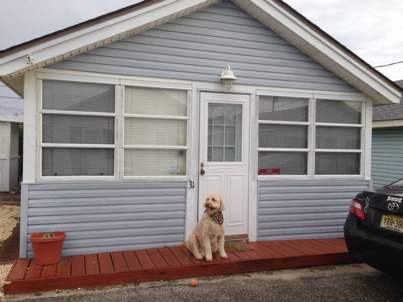 Midway Beach/South Seaside Park: Bring the family & your Dog (2 bdrm)